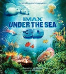 Under the Sea 3D - Blu-Ray cover (xs thumbnail)