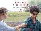 Le jeune Ahmed - British Movie Poster (xs thumbnail)
