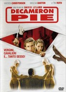 Virgin Territory - Italian DVD cover (xs thumbnail)