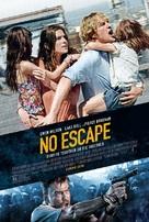 No Escape - Movie Poster (xs thumbnail)