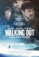 Walking Out - Movie Poster (xs thumbnail)