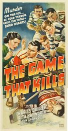 The Game That Kills - Movie Poster (xs thumbnail)