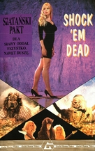 Shock 'Em Dead - Polish Movie Cover (xs thumbnail)