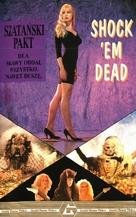 Shock 'Em Dead - Polish Movie Cover (xs thumbnail)