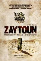Zaytoun - British Movie Poster (xs thumbnail)