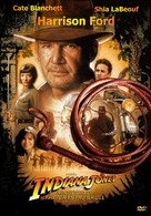Indiana Jones and the Kingdom of the Crystal Skull - Dutch Movie Cover (xs thumbnail)