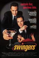 Swingers - Movie Poster (xs thumbnail)