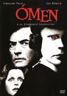 The Omen - Hungarian Movie Cover (xs thumbnail)