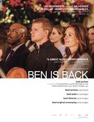 Ben Is Back - For your consideration movie poster (xs thumbnail)