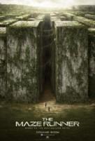 The Maze Runner - British Movie Poster (xs thumbnail)