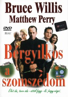 The Whole Nine Yards - Hungarian DVD movie cover (xs thumbnail)