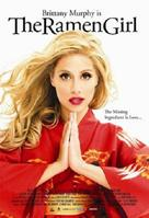 The Ramen Girl - British Movie Poster (xs thumbnail)