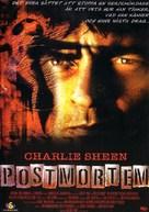 Postmortem - Swedish Movie Cover (xs thumbnail)
