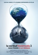 An Inconvenient Sequel: Truth to Power - Mexican Movie Poster (xs thumbnail)