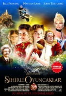 Nutcracker: The Untold Story - Turkish Movie Poster (xs thumbnail)