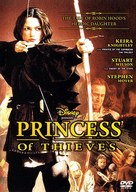 Princess of Thieves - Movie Cover (xs thumbnail)