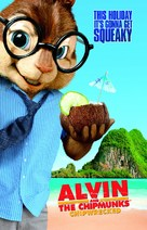 Alvin and the Chipmunks: Chipwrecked - Character poster (xs thumbnail)