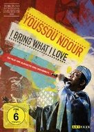 Youssou Ndour: I Bring What I Love - German Movie Cover (xs thumbnail)