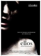 Ils - Spanish Movie Poster (xs thumbnail)