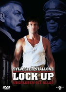 Lock Up - German DVD cover (xs thumbnail)