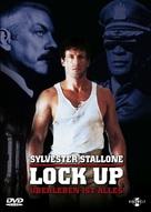 Lock Up - German DVD movie cover (xs thumbnail)
