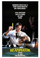 Re-Animator - Advance poster (xs thumbnail)