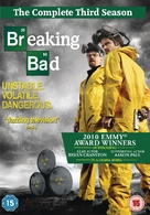 """Breaking Bad"" - British DVD movie cover (xs thumbnail)"