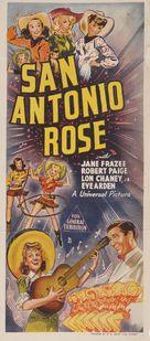San Antonio Rose - Movie Poster (xs thumbnail)