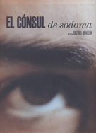 El cónsul de Sodoma - Spanish Movie Poster (xs thumbnail)