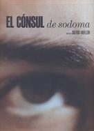 El cónsul de Sodoma - Spanish Movie Poster (xs thumbnail)