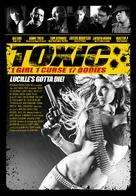 Toxic - German Movie Poster (xs thumbnail)