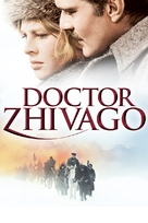 Doctor Zhivago - DVD movie cover (xs thumbnail)