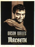 Macbeth - French Movie Poster (xs thumbnail)