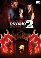 My Super Psycho Sweet 16: Part 2 - Movie Poster (xs thumbnail)