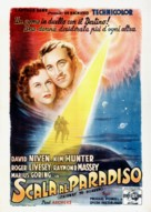 A Matter of Life and Death - Italian Movie Poster (xs thumbnail)