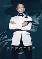 Spectre - DVD cover (xs thumbnail)