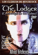 The Lodger - Spanish DVD cover (xs thumbnail)