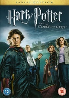 Harry Potter and the Goblet of Fire - British Movie Cover (xs thumbnail)