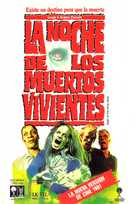 Night of the Living Dead - Argentinian VHS movie cover (xs thumbnail)