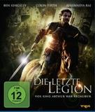The Last Legion - German Blu-Ray movie cover (xs thumbnail)