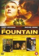 The Fountain - Dutch DVD cover (xs thumbnail)