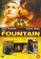 The Fountain - Dutch DVD movie cover (xs thumbnail)