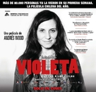 Violeta se fue a los cielos - Chilean Movie Poster (xs thumbnail)