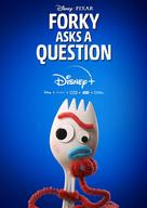 """""""Forky Asks a Question"""" - Movie Poster (xs thumbnail)"""