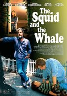 The Squid and the Whale - Movie Poster (xs thumbnail)