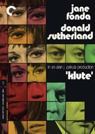 Klute - Movie Cover (xs thumbnail)