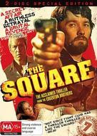 The Square - Australian DVD cover (xs thumbnail)