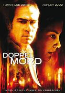 Double Jeopardy - German DVD cover (xs thumbnail)