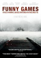 Funny Games U.S. - Greek Movie Cover (xs thumbnail)