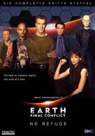 """Earth: Final Conflict"" - German Movie Cover (xs thumbnail)"